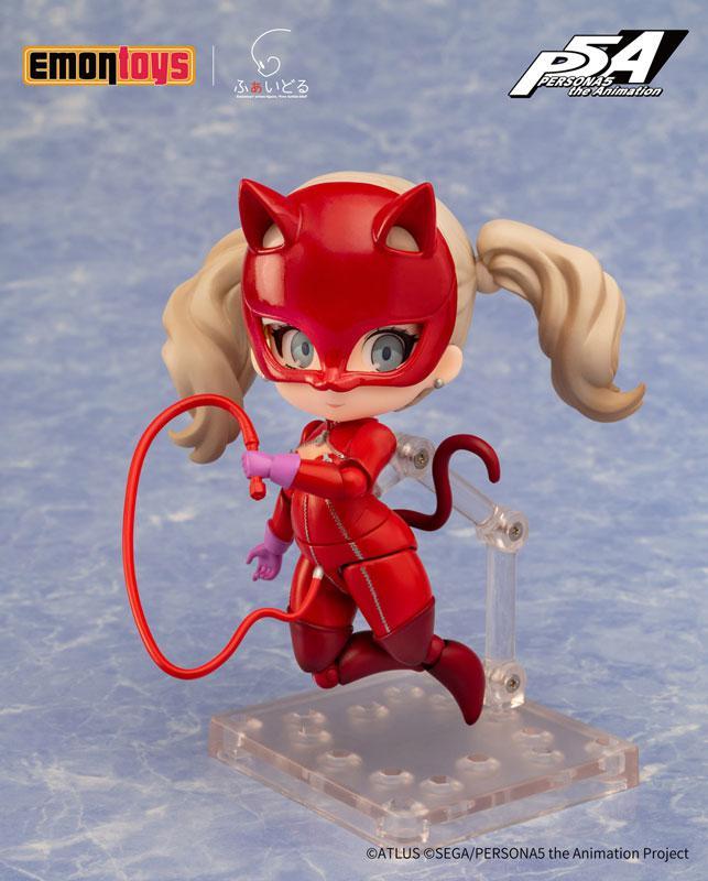 Deformed Style Action Figure Faidoru Vol.3 PERSONA 5 the Animation Ann Takamaki Phantom Theif Ver.
