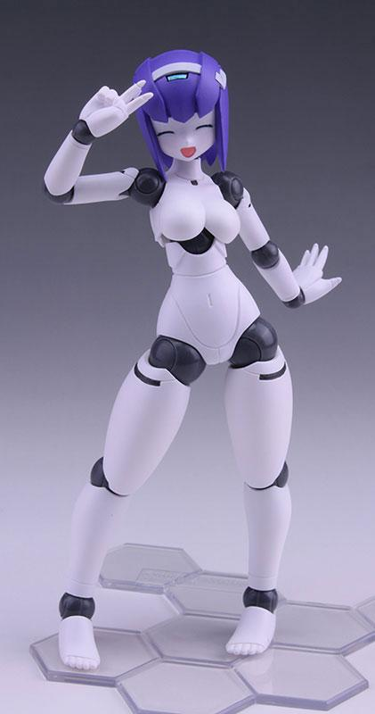 Polynian FMM Clover Update Ver. Complete Model Action Figure 4