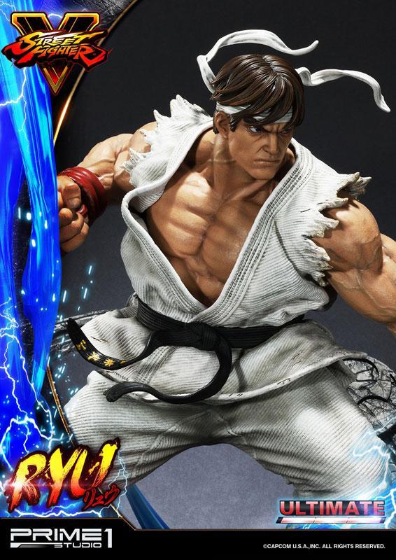Premium Master Line Street Fighter V Ryu Ultimate 1/4 Statue 3