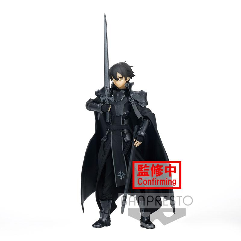 Sword Art Online Alicization Blading Integrity Knight Kirito Figure (Game-prize)