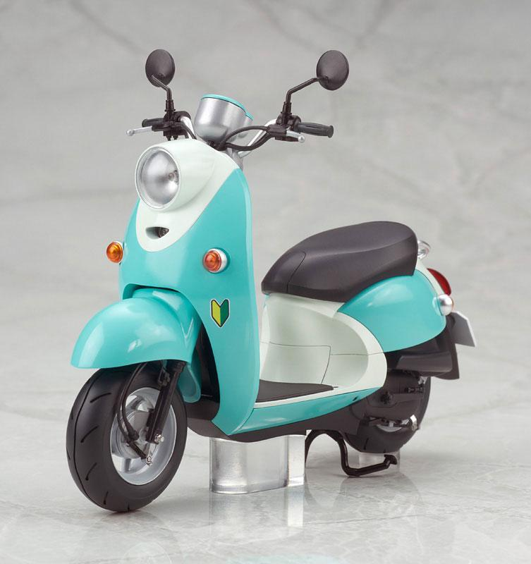 Yuru Camp Rin Shima with Scooter 1/10 Complete Figure 11