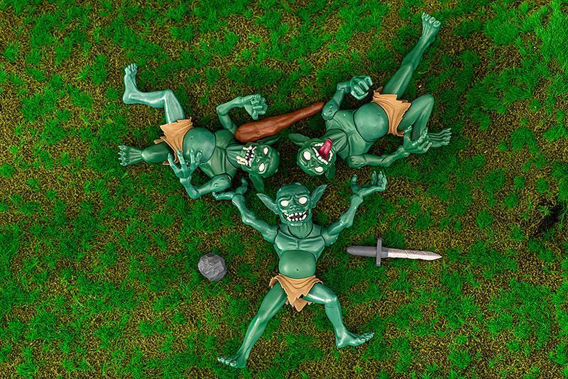 WakuWaku! Goblin Village Posable Figure 8