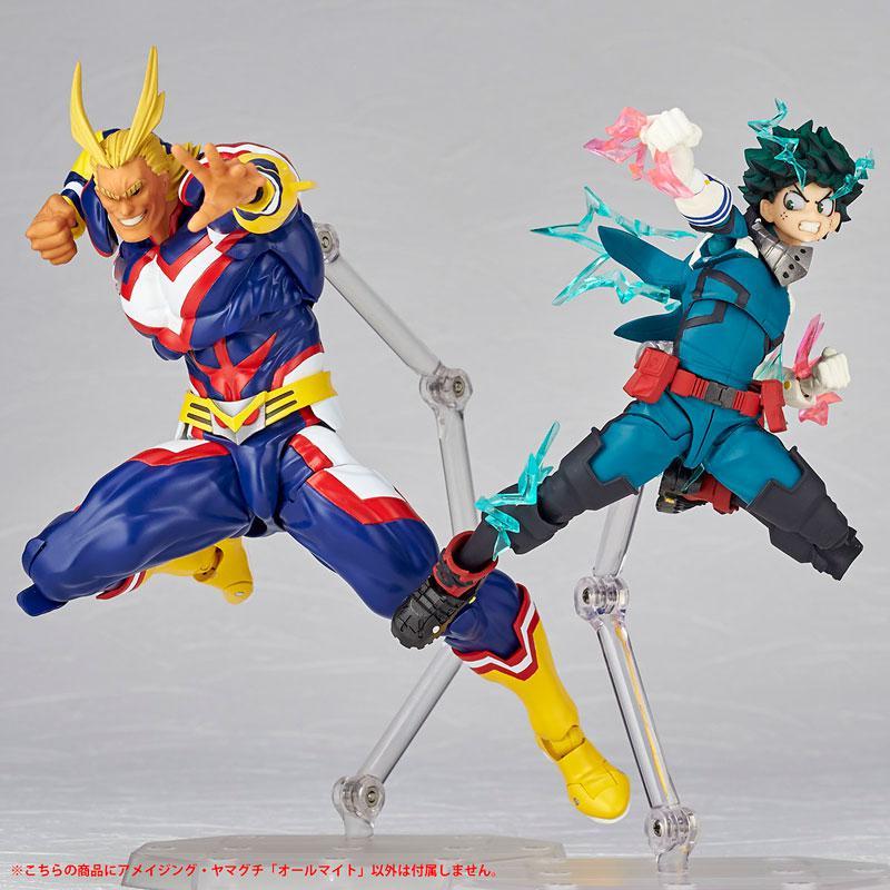 Figure Complex Amazing Yamaguchi No.019 My Hero Academia All Might 11