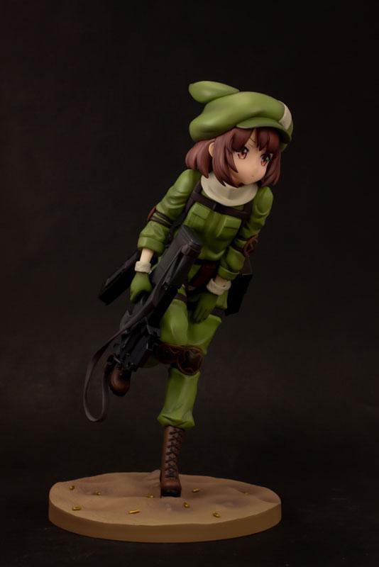 Gun Gale Online Llenn -Desert Bullet Ver.- [Limited Edition] 1/7 Complete Figure 0