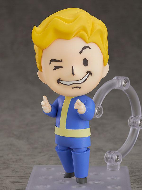 Nendoroid Fallout Vault Boy 0