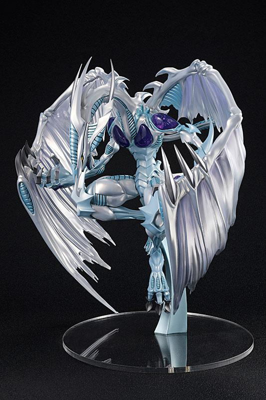 Yu-Gi-Oh! 5D's Stardust Dragon Complete Figure product
