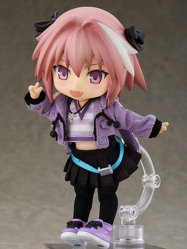 """Nendoroid Doll Fate/Apocrypha Rider of """"Black"""" Casual Ver."""