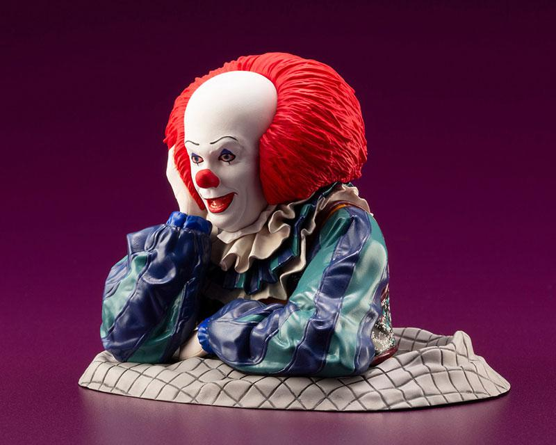 ARTFX IT DOKODEMO IT Pennywise (1990)