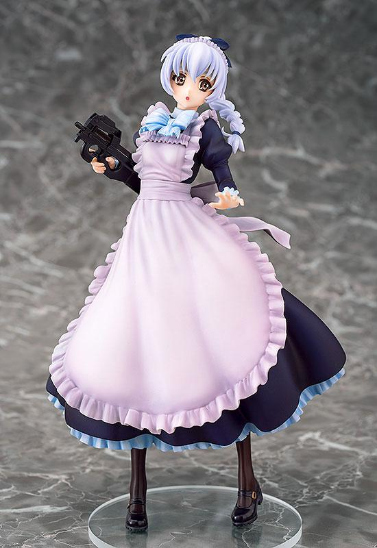 Full Metal Panic! Invisible Victory Teletha Testarossa Maid Ver. 1/7 Complete Figure 3