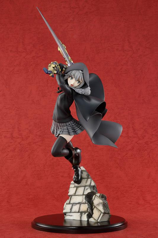 Lord El-Melloi II no Jikenbo -Mystic Eyes Collection Train Grace note- Gray 1/8 Complete Figure product