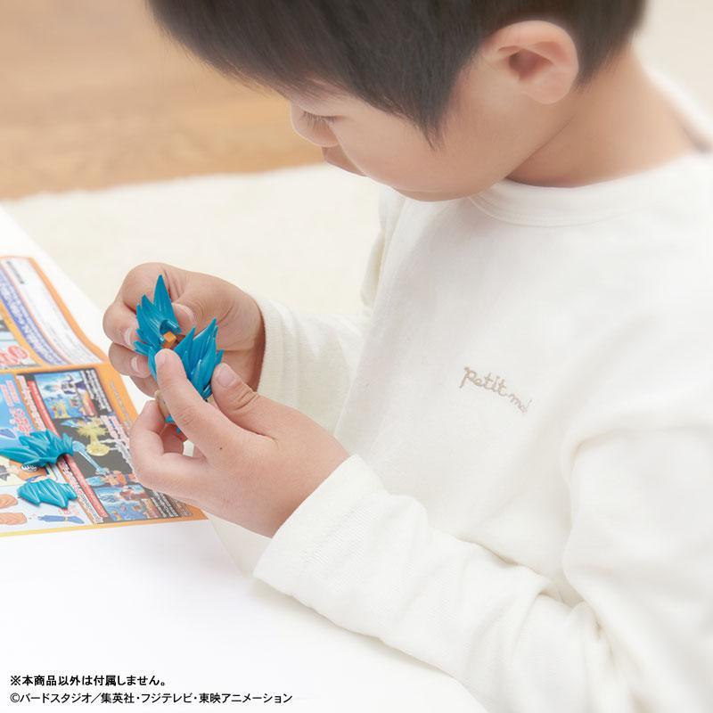 "ENTRY GRADE Super Saiyan God Super Saiyan Son Goku Plastic Model ""Dragon Ball Super"" 2"