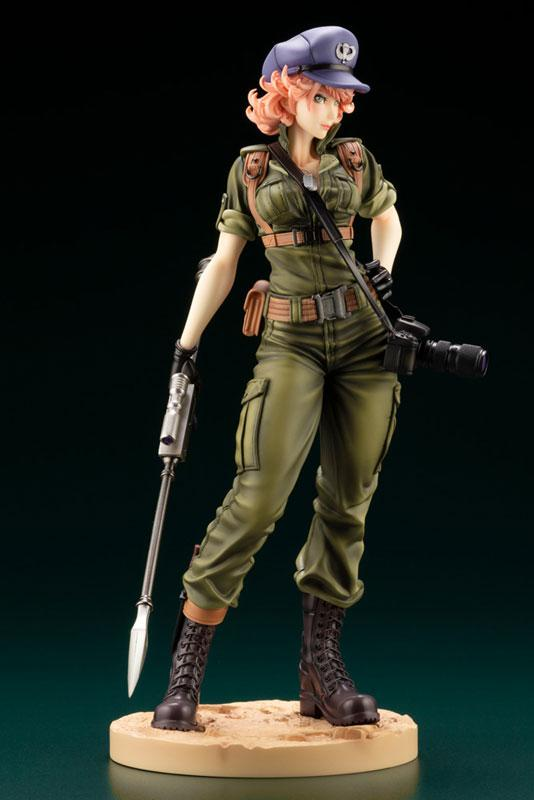 G.I.JOE Bishoujo Lady Jaye 1/7 Complete Figure 6
