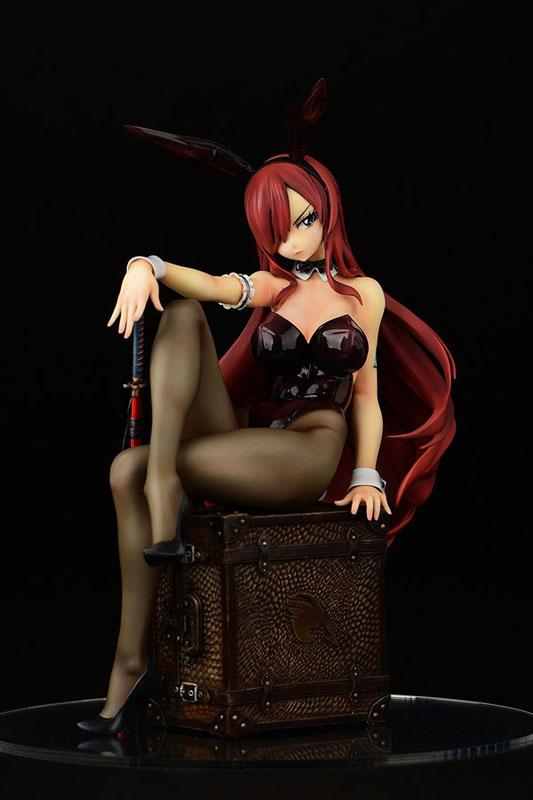 FAIRY TAIL Erza Scarlet Bunny Girl Style 1/6 Complete Figure product