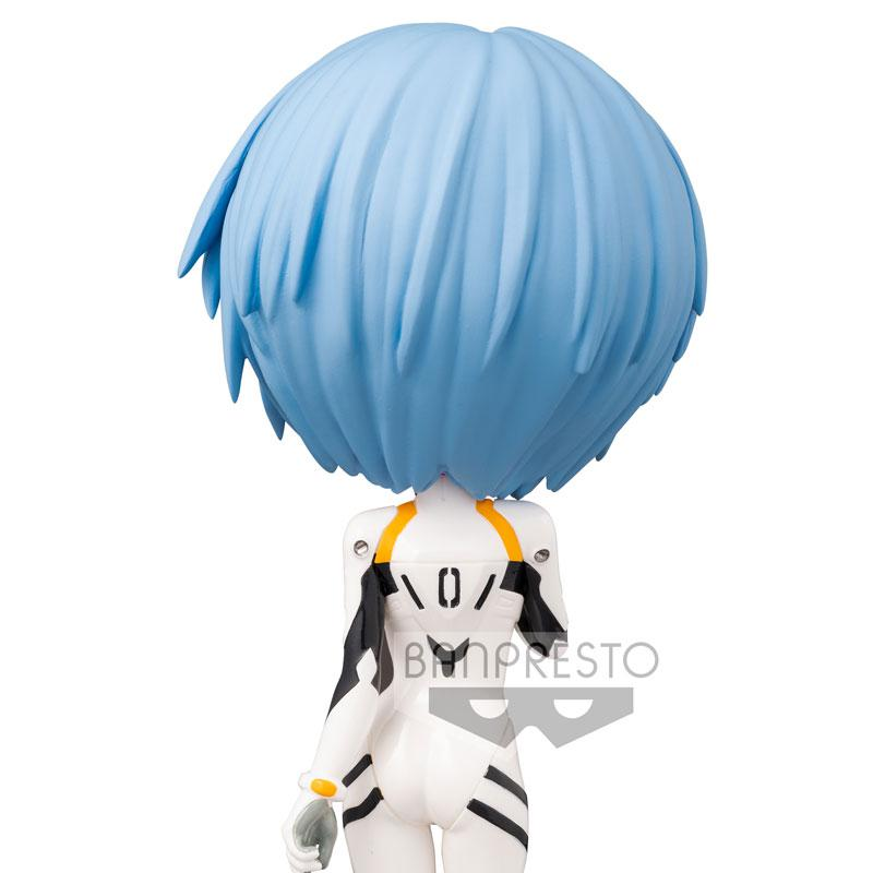 Rebuild of Evangelion Q posket -Rei Ayanami Plugsuit Style- (ver.A) (Game-prize)