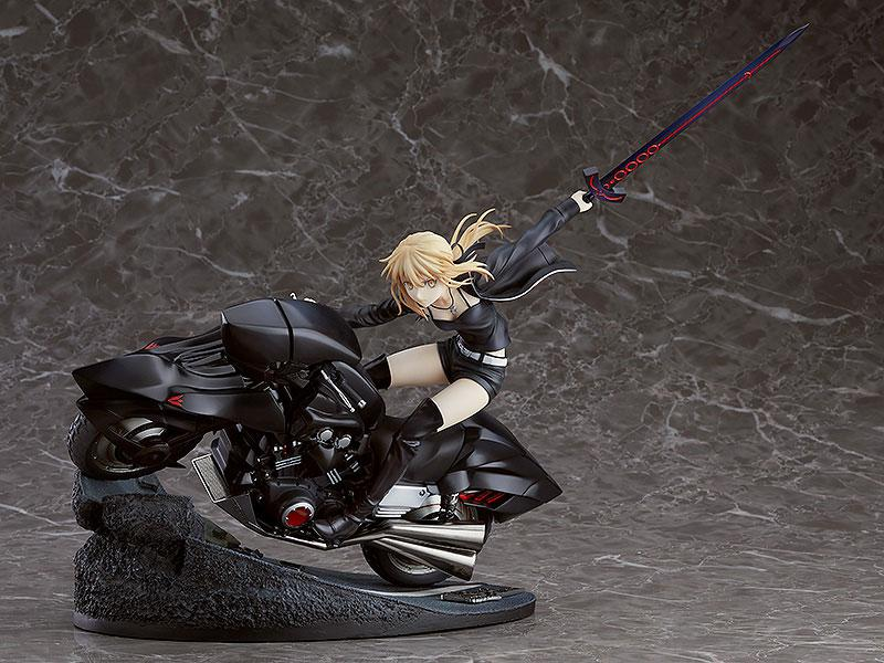 Fate/Grand Order Saber/Altria Pendragon (Alter) & Cuirassier Noir 1/8 Figure product