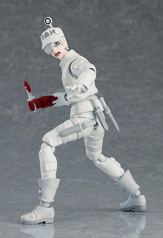 figma Cells at Work! White Blood Cell (Neutrophil)