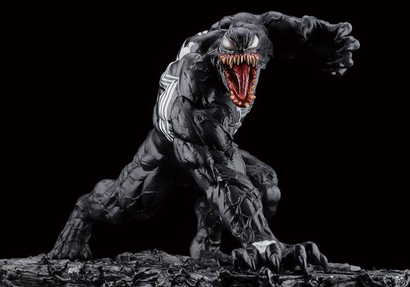 ARTFX+ MARVEL UNIVERSE Venom Renewal Edition 1/10 Complete Figure