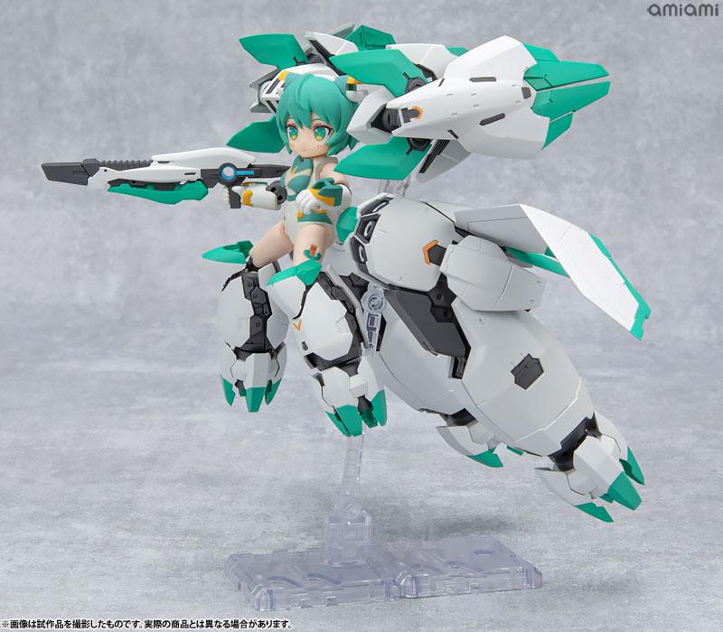 Desktop Army Alice Gear Aegis Sylphy II (Ganesha Equipment) Posable Figure