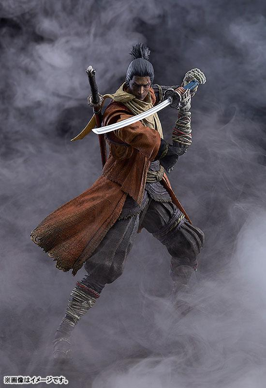 figma SEKIRO: SHADOWS DIE TWICE Sekiro DX Edition