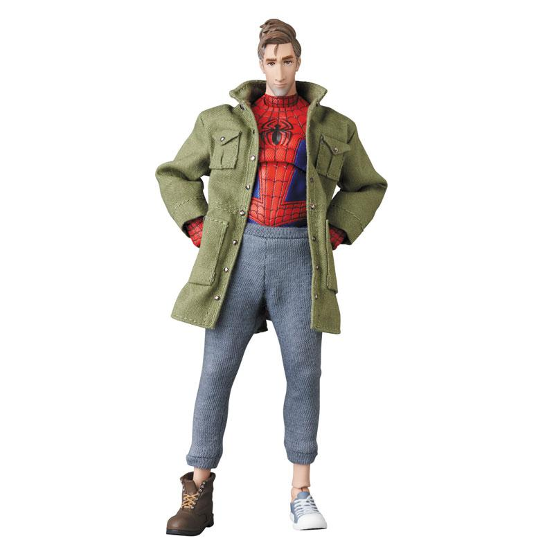 "MAFEX No.109 MAFEX SPIDER-MAN (Peter B Parker) ""SPIDER-MAN: INTO THE SPIDER-VERSE"" product"