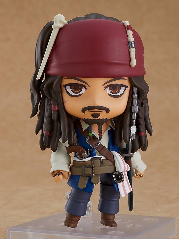Nendoroid Pirates of the Caribbean /On Stranger Tides Jack Sparrow