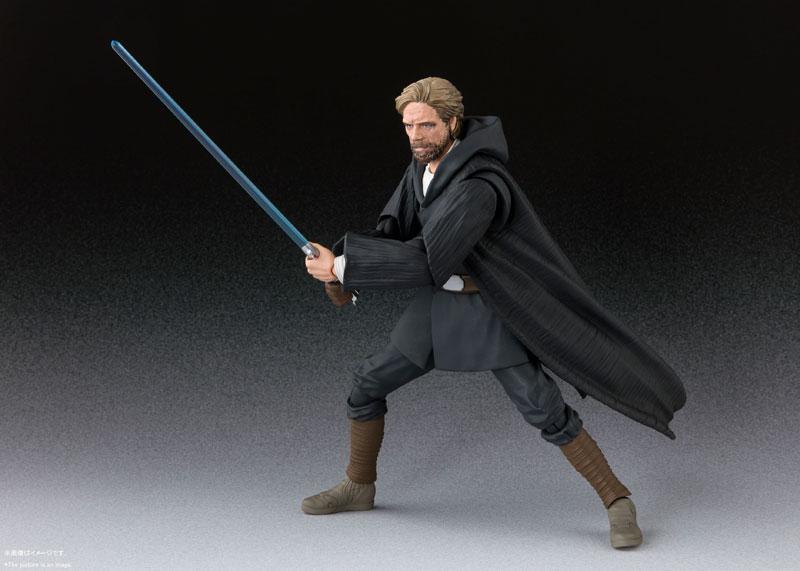 S.H.Figuarts Luke Skywalker -Battle of Crait Ver.- (STAR WARS: The Last Jedi) product