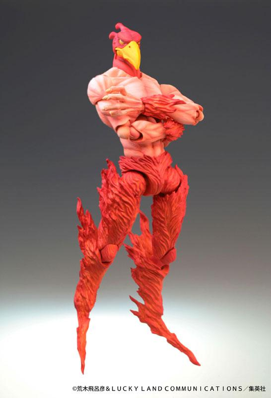 Super Action Statue JoJo's Bizarre Adventure Part.3 Magician's Red