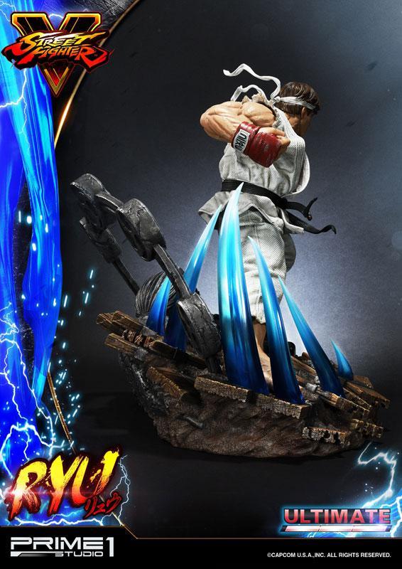 Premium Master Line Street Fighter V Ryu Ultimate 1/4 Statue 0