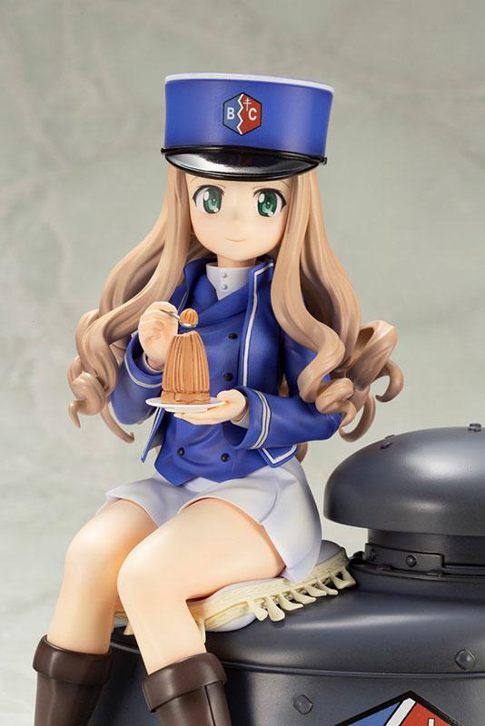 Girls und Panzer das Finale Marie 1/7 Complete Figure