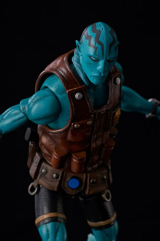 Hellboy Abe Sapien 1/12 Action Figure 6