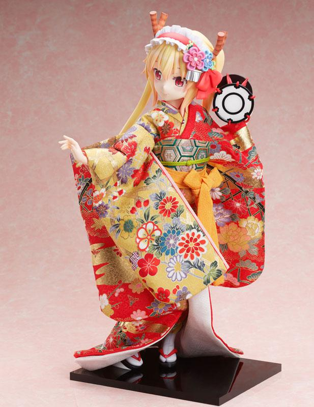 YOSHITOKU DOLLS x F:NEX Miss Kobayashi's Dragon Maid Tohru -Japanese Doll- 1/4 Complete Figure product