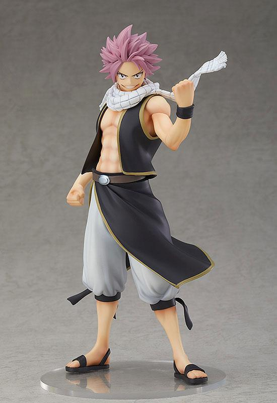 "POP UP PARADE ""FAIRY TAIL"" Finale Series Natsu Dragneel Complete Figure product"