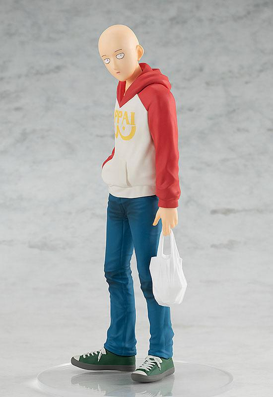 POP UP PARADE One-Punch Man Saitama OPPAI Hoodie Ver. Complete Figure product