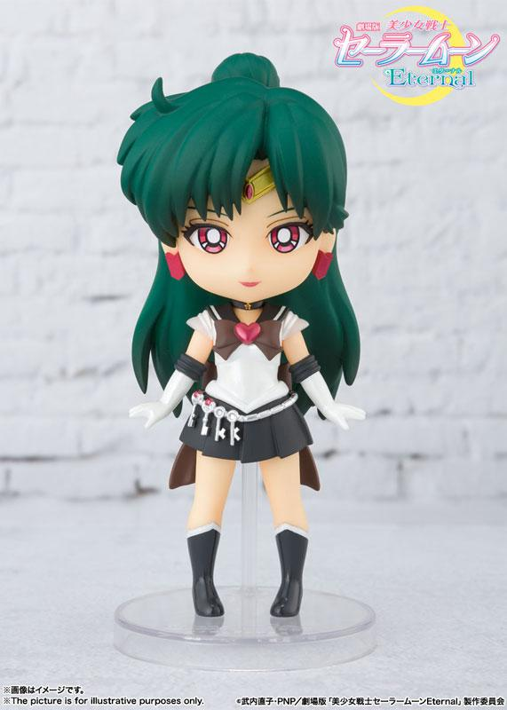 "Figuarts mini Super Sailor Pluto -Eternal edition- ""Movie ""Sailor Moon Eternal"" "" product"