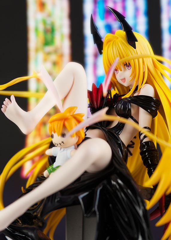To Love-Ru Darkness Golden Darkness Complete Figure 10