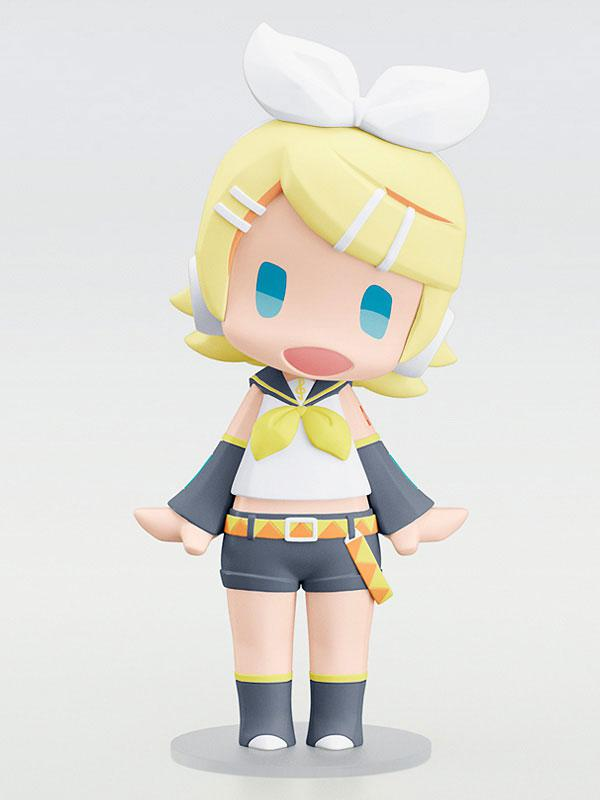 HELLO! GOOD SMILE Character Vocal Series 02 Kagamine Rin Posable Figure product