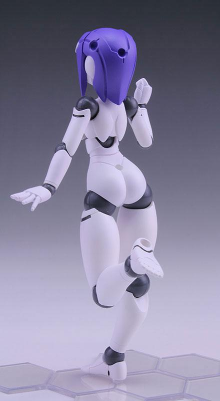 Polynian FMM Clover Update Ver. Complete Model Action Figure 3
