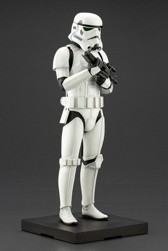 ARTFX Star Wars /A New Hope Stormtrooper A New Hope ver. 1/7 Easy Assembly Kit 6