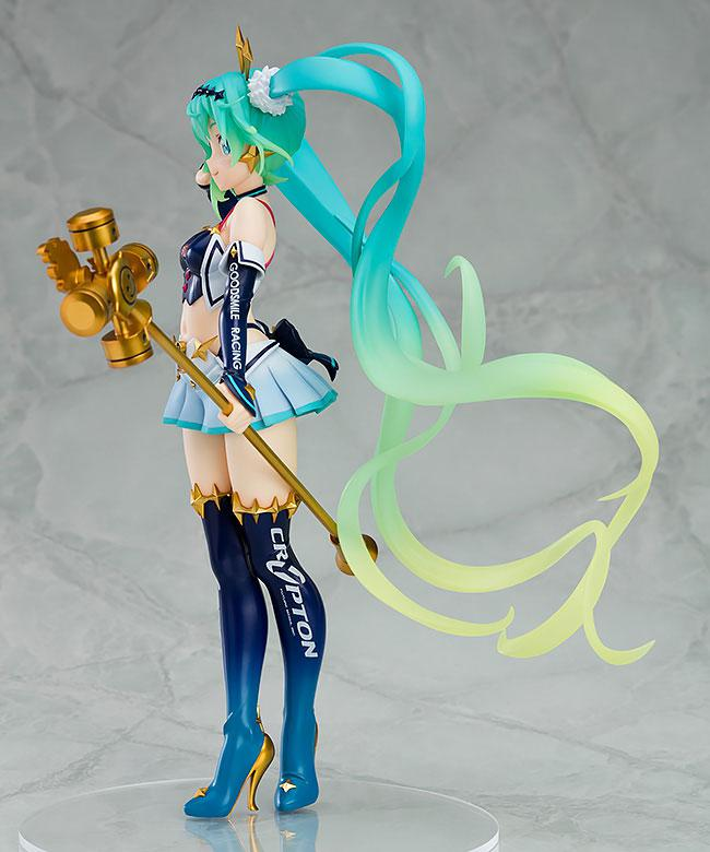Hatsune Miku GT Project Racing Miku 2018 summer Ver. 1/7 Complete Figure