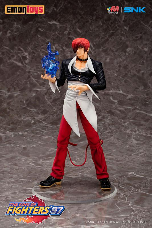 THE KING OF FIGHTERS'97 Iori Yagami 1/8 Complete Figure