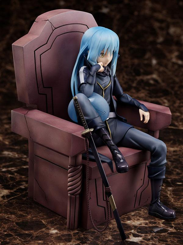 That Time I Got Reincarnated as a Slime Demon Lord Rimuru Tempest 1/7 Complete Figure