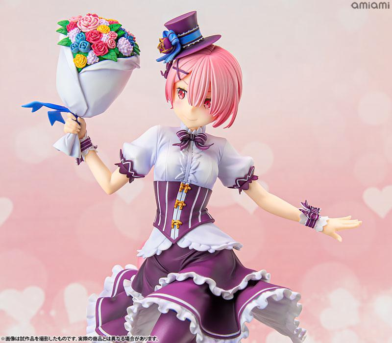 KDcolle Re:ZERO -Starting Life in Another World- Ram Birthday Ver. 1/7 Complete Figure