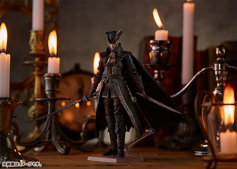 figma Bloodborne The Old Hunters Edition Lady Maria of the Astral Clocktower DX Edition