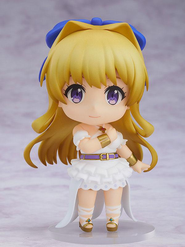 Nendoroid The Hero is Overpowered but Overly Cautious Ristarte product