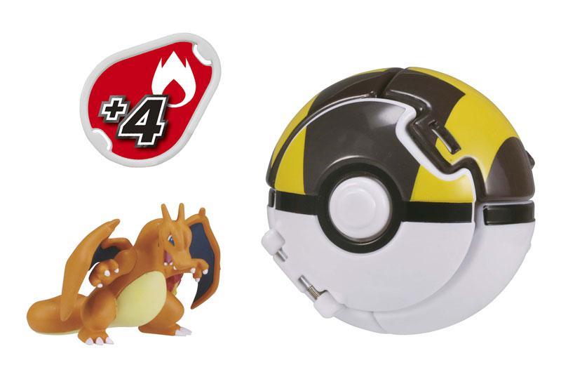 Pokemon MonColle PokeDel-Z Charizard (Ultra Ball) main