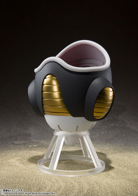 "S.H.Figuarts Frieza First Form & Frieza's Hover Pod ""Dragon Ball Z"""
