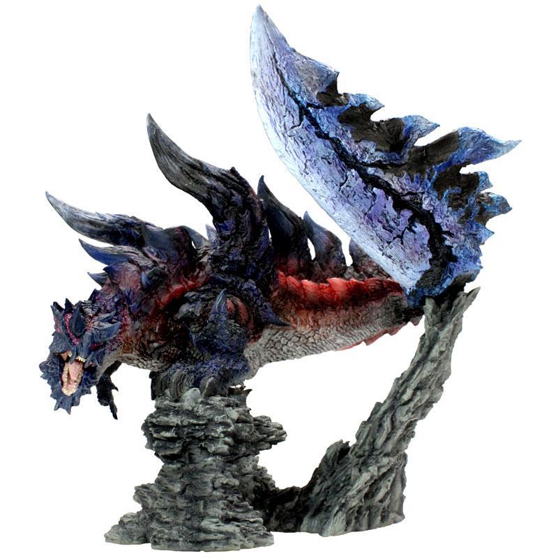 Capcom Figure Builder Creator's Model Cutting Wyvern Glavenus Reproduction Edition Complete Figure