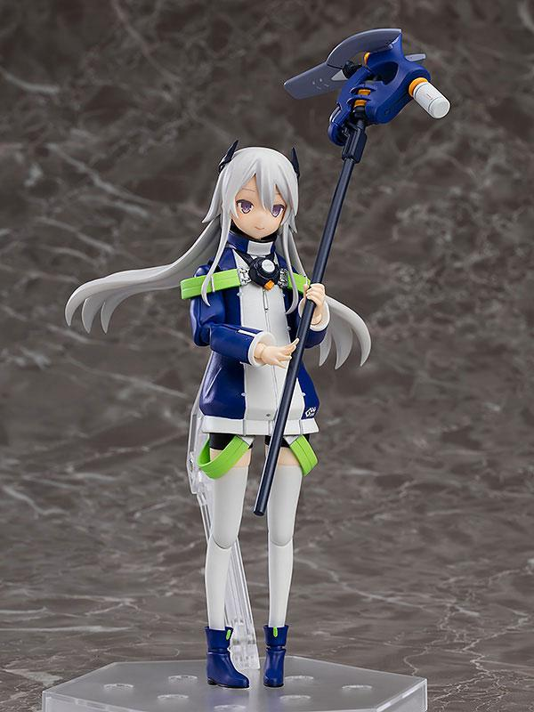 ACT MODE Navy Field 152 Mio & Type15 Ver2 Posable Figure & Plastic Model