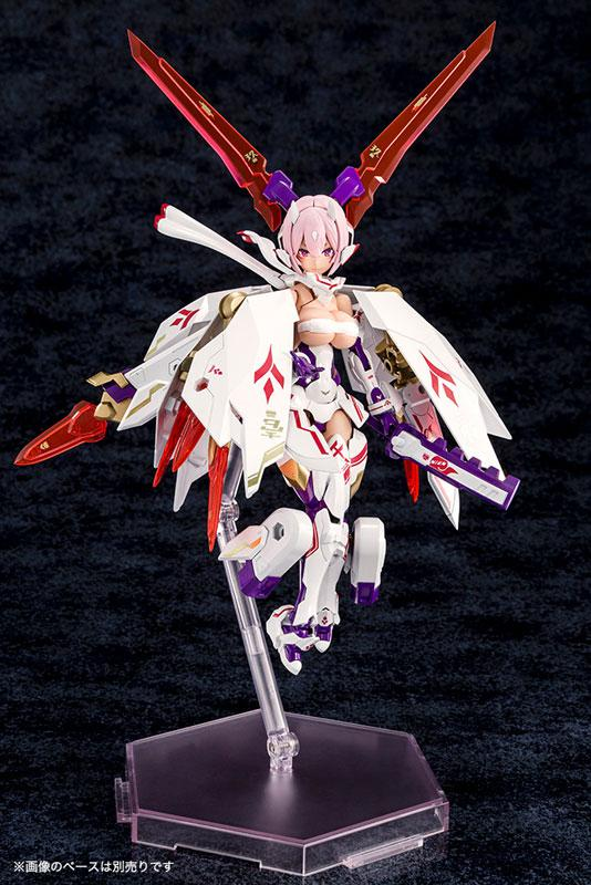 Megami Device Asra Kyuubi 1/1 Plastic Model 3
