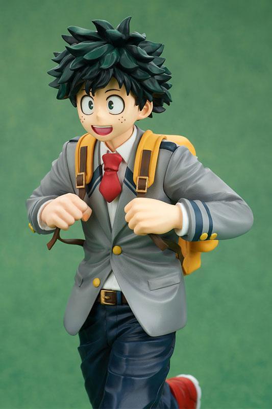 KoneColle My Hero Academia Izuku Midoriya Uniform Ver. 1/8 Complete Figure